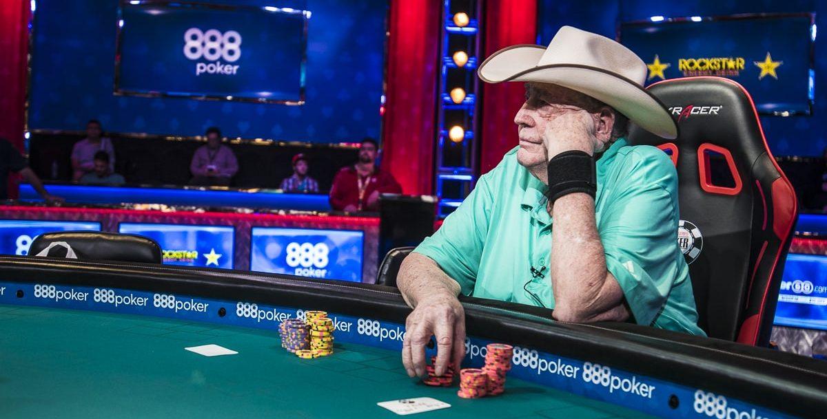 Doyle Brunson: da 50 anni la leggenda del poker Texas Hold'em
