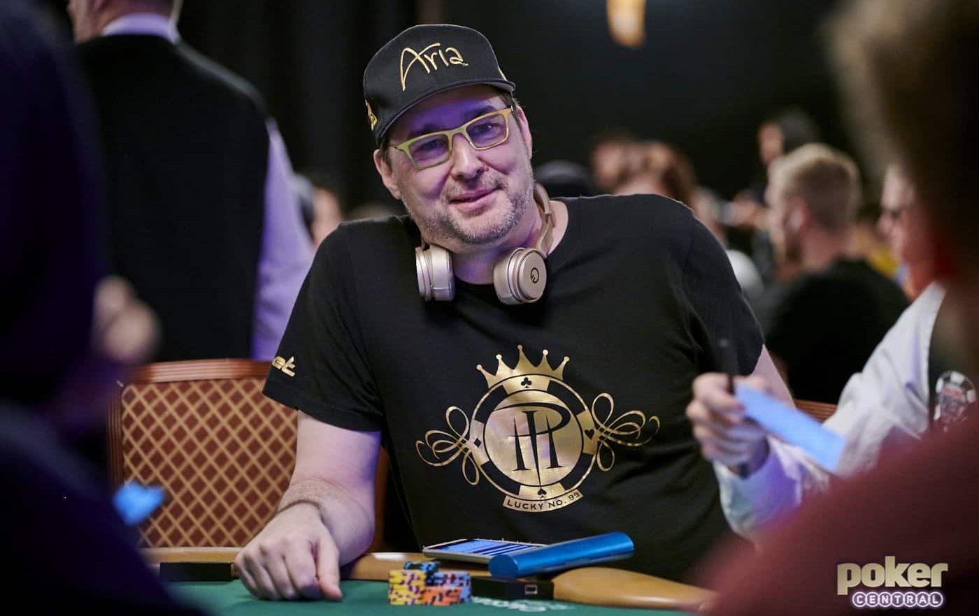 Chi è Phil Hellmuth record braccialetti WSOP