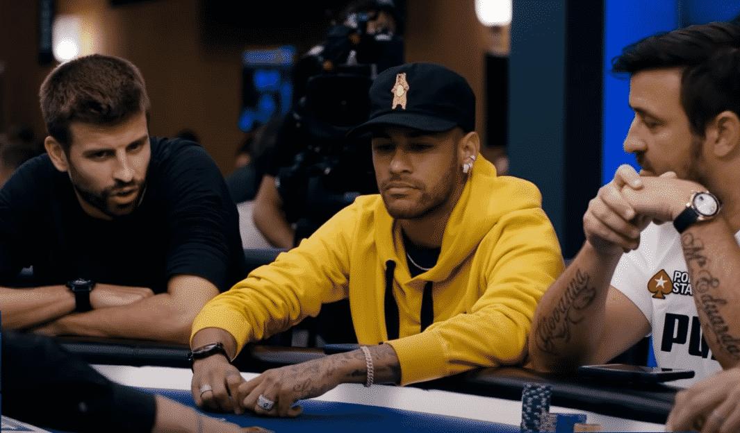 """Neymar futuro pro di poker? """"Quando smetterò col calcio farò il rounder"""""""