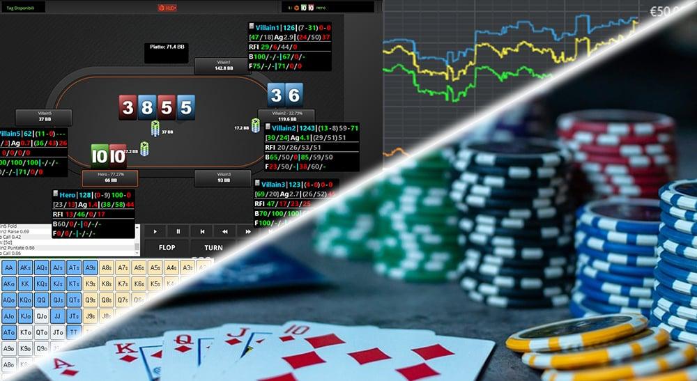 Cash Game live contro online: qual è il migliore?