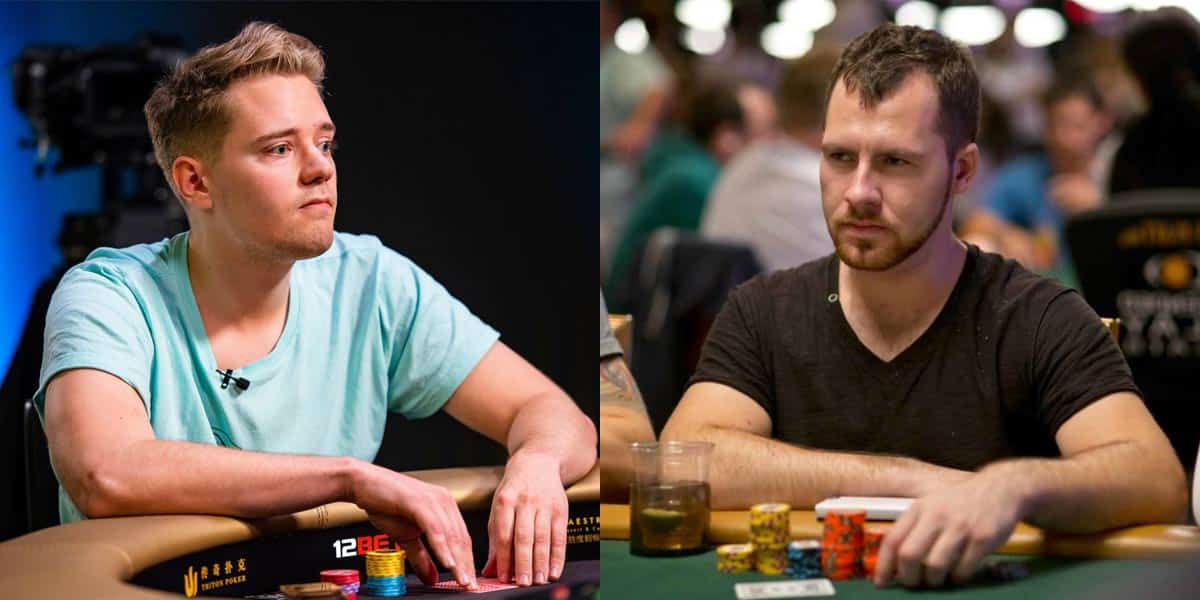 Dan 'Jungleman' Cates contro Linus 'LLinusLLove' Loeliger