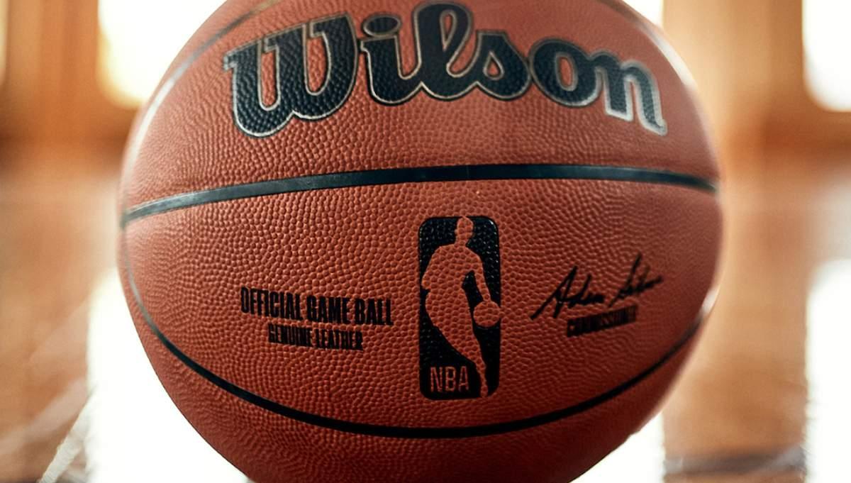 pallone nba