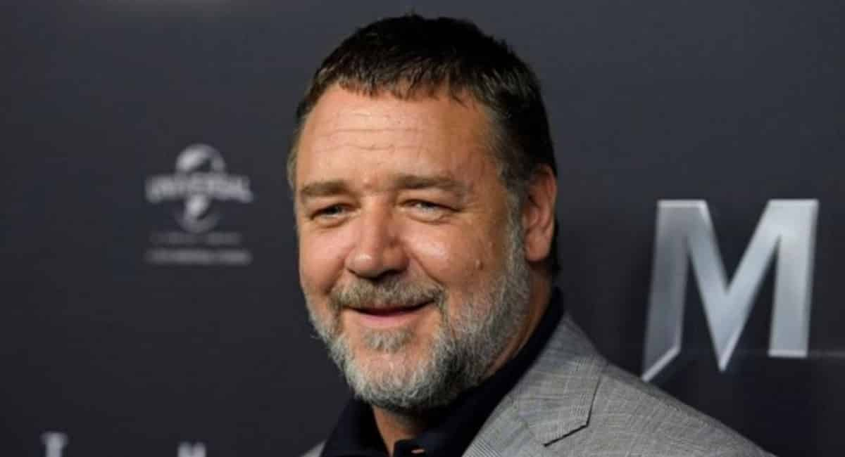 Russell Crowe Poker Face